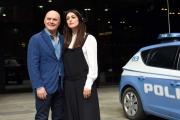 Foto/IPP/Gioia Botteghi 24/02/2017 Roma presentazione della fiction MONTALBANO, nella foto Luca Zingaretti e Valentina Lodovini