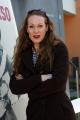 Foto/IPP/Gioia Botteghi 01/03/2017 Roma  presentazione del film Mister Universo, nella foto:   la regista e attrice Tizza Covi