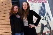 Foto/IPP/Gioia Botteghi 01/03/2017 Roma  presentazione del film Mister Universo, nella foto:  Wendy Weber con la regista e attrice Tizza Covi