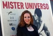 Foto/IPP/Gioia Botteghi 01/03/2017 Roma  presentazione del film Mister Universo, nella foto:  Wendy Weber