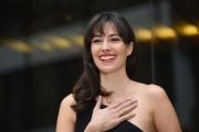 Foto/IPP/Gioia Botteghi 06/03/2017 Roma presentazione del film QUESTIONE DI KARMA, nella foto: Daniela Virgilio