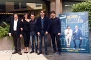 Foto/IPP/Gioia Botteghi 06/03/2017 Roma presentazione del film QUESTIONE DI KARMA, nella foto: il regista Edoardo Falcone ed il cast