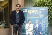 Foto/IPP/Gioia Botteghi 06/03/2017 Roma presentazione del film QUESTIONE DI KARMA, nella foto: il regista Edoardo Falcone