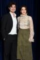 Foto/IPP/Gioia Botteghi 08/03/2017 Roma presentazione del film Johon Wick capitolo secondo, nella foto: Riccardo Scamarcio e Claudia Gerini