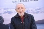 Foto/IPP/Gioia Botteghi 13/03/2017 Roma presentazione del film Chi salverà le rose, nella foto:  Carlo Delle Piane