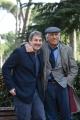 Foto/IPP/Gioia Botteghi 13/03/2017 Roma presentazione del film Chi salverà le rose, nella foto: MASSIMILIANO BUZZANCA con il padre Lando
