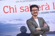 Foto/IPP/Gioia Botteghi 13/03/2017 Roma presentazione del film Chi salverà le rose, nella foto:  ANTONIO CAREDDU