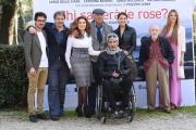 Foto/IPP/Gioia Botteghi 13/03/2017 Roma presentazione del film Chi salverà le rose, nella foto: il cast
