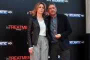 Foto/IPP/Gioia Botteghi 15/03/2017 Roma presentazione della serie tv SKY in_Treatment, nella foto:  Sergio Castellitto, Margherita Buy