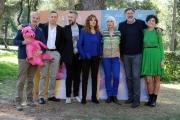 Foto/IPP/Gioia Botteghi 17/03/2017 Roma presentazione del film La verità sull'amore, nella foto: cast