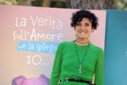Foto/IPP/Gioia Botteghi 17/03/2017 Roma presentazione del film La verità sull'amore, nella foto: la scrittrice del romanzo dal quale è stato tratto il film Enrica Tesio