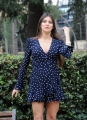 Foto/IPP/Gioia Botteghi 20/03/2017 Roma presentazione del film Ovunque tu sarai, nella foto ARIADNA ROMERO sesto mese di gravidanza