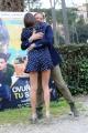 Foto/IPP/Gioia Botteghi 20/03/2017 Roma presentazione del film Ovunque tu sarai, nella foto il regista ROBERTO CAPUCCI con ARIADNA ROMERO