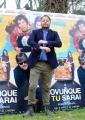 Foto/IPP/Gioia Botteghi 20/03/2017 Roma presentazione del film Ovunque tu sarai, nella foto il regista ROBERTO CAPUCCI