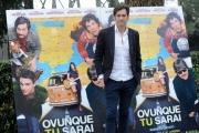 Foto/IPP/Gioia Botteghi 20/03/2017 Roma presentazione del film Ovunque tu sarai, nella foto  FRANCESCO APOLLONI