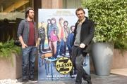 Foto/IPP/Gioia Botteghi 23/03/2017 Roma  presentazione del film CLASSE Z nella foto Andrea Pisani e Alessandro Preziosi