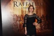Foto/IPP/Gioia Botteghi 23/03/2017 Roma  presentazione del film 3d di SKY RAFFAELLO, nella foto  Angela Curri