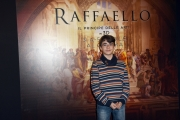 Foto/IPP/Gioia Botteghi 23/03/2017 Roma  presentazione del film 3d di SKY RAFFAELLO, nella foto Cesare Favoino