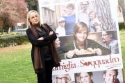Foto/IPP/Gioia Botteghi 24/03/2017 Roma  presentazione del film LA MIA FAMIGLIA A SOQQUADRO, nella foto: Eleonora Giorgi