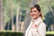 Foto/IPP/Gioia Botteghi 24/03/2017 Roma  presentazione del film LA MIA FAMIGLIA A SOQQUADRO, nella foto: Elisabetta Pellini