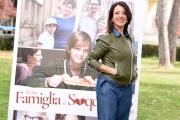 Foto/IPP/Gioia Botteghi 24/03/2017 Roma  presentazione del film LA MIA FAMIGLIA A SOQQUADRO, nella foto: Silvia Tortarolo