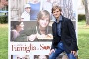 Foto/IPP/Gioia Botteghi 24/03/2017 Roma  presentazione del film LA MIA FAMIGLIA A SOQQUADRO, nella foto: Gabriele Caprio