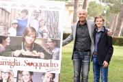 Foto/IPP/Gioia Botteghi 24/03/2017 Roma  presentazione del film LA MIA FAMIGLIA A SOQQUADRO, nella foto: il regista Max Nardari con il protagonista Gabriele Caprio