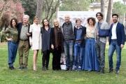 Foto/IPP/Gioia Botteghi 24/03/2017 Roma  presentazione del film LA MIA FAMIGLIA A SOQQUADRO, nella foto: cast