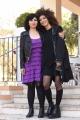 Foto/IPP/Gioia Botteghi 29/03/2017 Roma presentazione del film LIBERE, DISOBBEDIENTI, INNAMORATE – IN BETWEEN, nella foto: la regista Maysaloun HAMOUD e la protagonista MOUNA HAWA