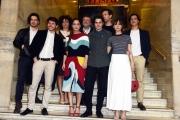Foto/IPP/Gioia Botteghi 03/04/2017 Roma presentazione del film Startup, nella foto:   cast