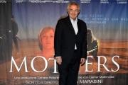 Foto/IPP/Gioia Botteghi 05/04/2017 Roma presentazione del film MOTHERS, nella foto: Remo Girone
