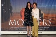 Foto/IPP/Gioia Botteghi 05/04/2017 Roma presentazione del film MOTHERS, nella foto: Mara Gualandris, Margherita Remotti
