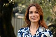 Foto/IPP/Gioia Botteghi 06/04/2017 Roma presentazione della fiction di rai uno Di Padre in figlia, nella foto: Stefania Rocca