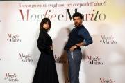 Foto/IPP/Gioia Botteghi 06/04/2017 Roma presentazione del film moglie e marito, nella foto: Pierfrancesco Favino Kasia Smutniak