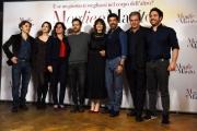Foto/IPP/Gioia Botteghi 06/04/2017 Roma presentazione del film moglie e marito, nella foto: regia e cast