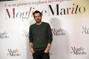 Foto/IPP/Gioia Botteghi 06/04/2017 Roma presentazione del film moglie e marito, nella foto: regia Simone Godano