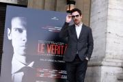 Foto/IPP/Gioia Botteghi 13/04/2017 Roma presentazione del film La Verità, nella foto: Francesco Montanari