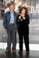 Foto/IPP/Gioia Botteghi 18/04/2017 Roma presentazione del film  Una gita a Roma, nella foto: Philippe Leroy con Claudia Cardinale