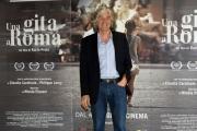 Foto/IPP/Gioia Botteghi 18/04/2017 Roma presentazione del film  Una gita a Roma, nella foto:  Phil Palmer ( Chitarrista)