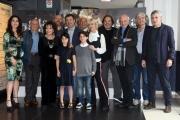 Foto/IPP/Gioia Botteghi 18/04/2017 Roma presentazione del film  Una gita a Roma, nella foto: cast