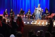 Foto/IPP/Gioia Botteghi 19/04/2017 Roma prima delle 6 puntate del Maurizio Costanzo Show in onda su canale 5, nella foto: Otelma
