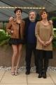 Foto/IPP/Gioia Botteghi 20/04/2017 Roma presentazione del film LA TENEREZZA, nella foto: Micaela Ramazzotti e Giovanna Mezzogiorno con il regista Gianni Amelio