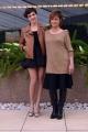 Foto/IPP/Gioia Botteghi 20/04/2017 Roma presentazione del film LA TENEREZZA, nella foto: Micaela Ramazzotti e Giovanna Mezzogiorno