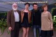 Foto/IPP/Gioia Botteghi 20/04/2017 Roma presentazione del film LA TENEREZZA, nella foto: Micaela Ramazzotti e Giovanna Mezzogiorno con Renato Carpentieri ed Elio Germano