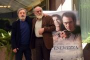 Foto/IPP/Gioia Botteghi 20/04/2017 Roma presentazione del film LA TENEREZZA, nella foto:  il regista Gianni Amelio con Renato Carpentieri
