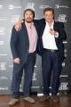 Foto/IPP/Gioia Botteghi 22/03/2017 Roma presentazione del film piccoli crimini coniugali, nella foto  Sergio Castellitto ed Alex Infascelli