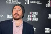 Foto/IPP/Gioia Botteghi 22/03/2017 Roma presentazione del film piccoli crimini coniugali, nella foto il regista Alex Infascelli