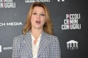 Foto/IPP/Gioia Botteghi 22/03/2017 Roma presentazione del film piccoli crimini coniugali, nella foto Margherita Buy