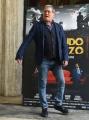 Foto/IPP/Gioia Botteghi 27/04/2017 Roma  presentazione del film IL MONDO DI MEZZO, nella foto:  Toni Sperandeo