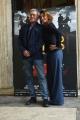 Foto/IPP/Gioia Botteghi 27/04/2017 Roma  presentazione del film IL MONDO DI MEZZO, nella foto: Barbara Bacci e Toni Sperandeo